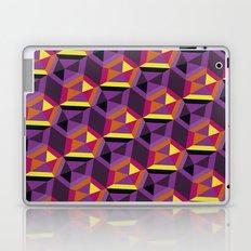 Chasing purple Laptop & iPad Skin