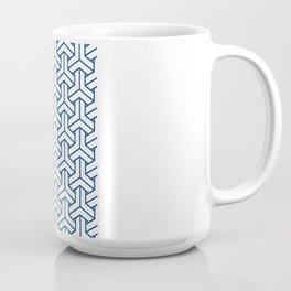 bishamon in monaco blue Coffee Mug