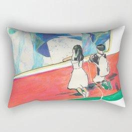 Mer Rectangular Pillow