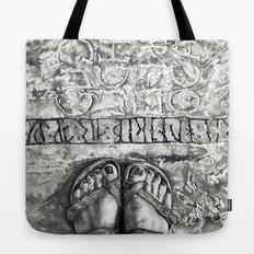 Art Beneath Our Feet Project - Gotland Tote Bag