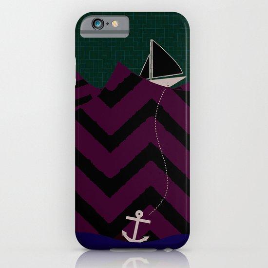 Anchor Drop iPhone & iPod Case