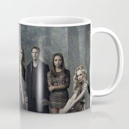 The Vampire Diaries Cast Coffee Mug