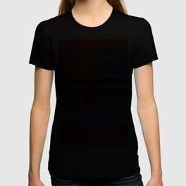 Red Color Blinds T-shirt