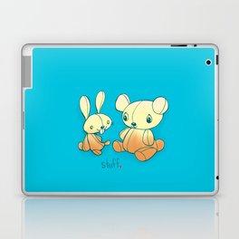 I like doing stuff with you  Laptop & iPad Skin