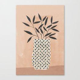Odin Vase Canvas Print