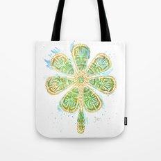 The Motherlucker - Golden Tote Bag