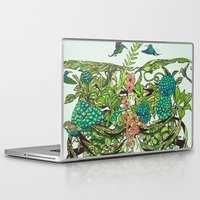 spring Laptop & iPad Skins featuring Daydreamer by Huebucket