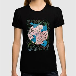 Birds in Spring T-shirt
