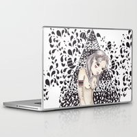 india Laptop & iPad Skins featuring India by Calinca Alcantara