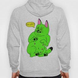 Judgey Cat Hoody