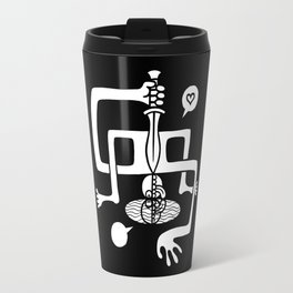 The Fate of Narkissos Travel Mug