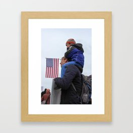 Founding Fathers Framed Art Print