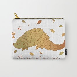 Pangoleaves Carry-All Pouch