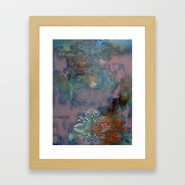 Gilf Kebir Framed Art Print