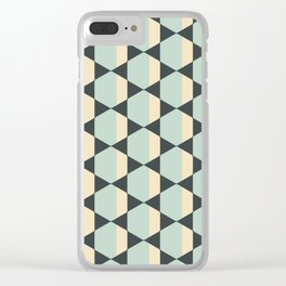 Marianne(s) Clear iPhone Case