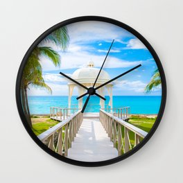 Lookout Point Wall Clock