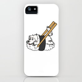Great Pyrenees Sushi iPhone Case