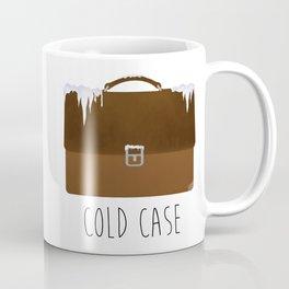 Cold Case Coffee Mug