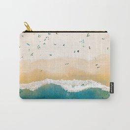 Hapuna Beach   Big Island Hawaii  Carry-All Pouch