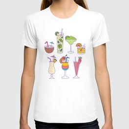 Tropical Libations T-shirt