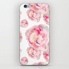 Watercolor Roses iPhone & iPod Skin