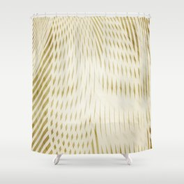 Wing strikes of a Dragonfly Shower Curtain