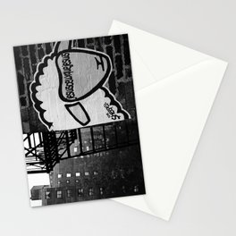 Je suis... Stationery Cards