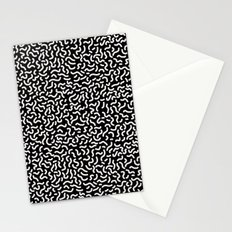 Memphis pattern 4 Stationery Cards