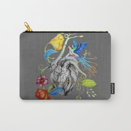 Heart's Love Carry-All Pouch