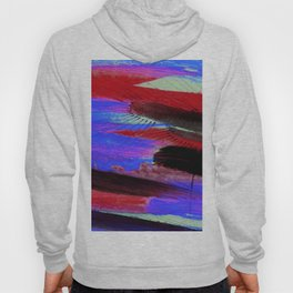 Abstraction 2D by Kathy Morton Stanion Hoody