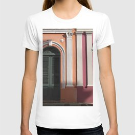 two houses in Puerto Rico T-shirt
