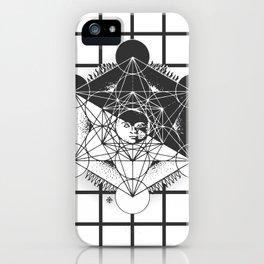 Gnostic Equinox iPhone Case