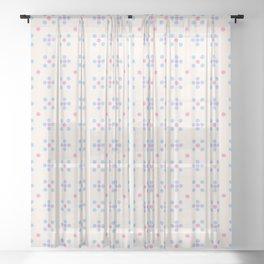 new polka dot 18 Sheer Curtain