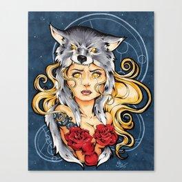 I Want You Safe (II) Canvas Print