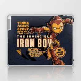 THE INVINCIBLE IRON BOY Laptop & iPad Skin
