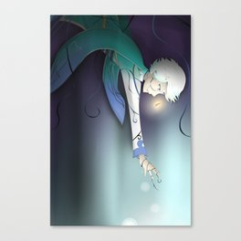 Tainted Mikleo Canvas Print