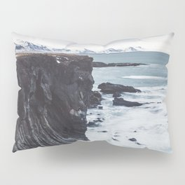 The Edge - Landscape and Nature Photography Pillow Sham