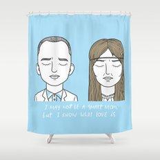 F & J Shower Curtain