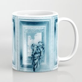 Angel of Bristol (Blue - Inverted) Coffee Mug