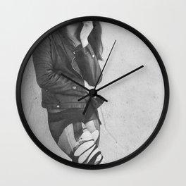 Vintage LA Wall Clock