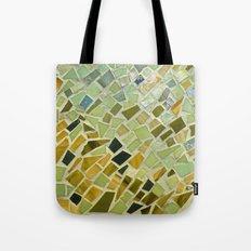 Bright n Sunshiny Day Mosaic Tote Bag