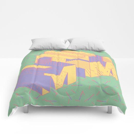 Organized/Disorganized Comforters