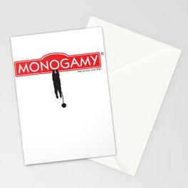 Monogamy Stationery Cards