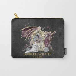 Bookis Winter is Here Carry-All Pouch