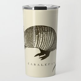 Armadillo power Travel Mug