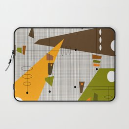 Explosion Of Rectangles Laptop Sleeve