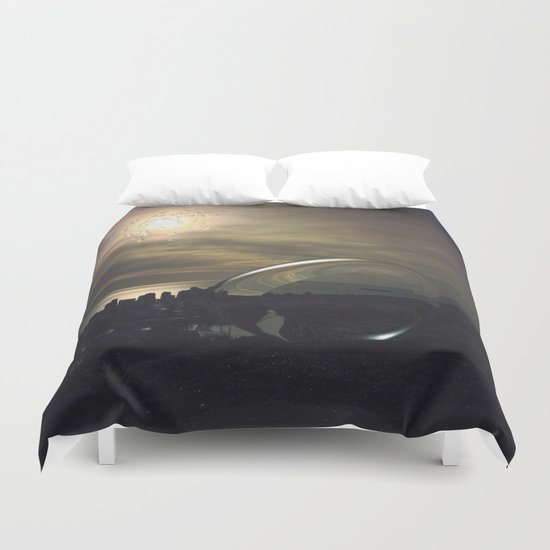 Intervention 24 Duvet Cover