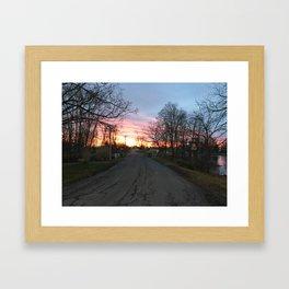 Waterloo Framed Art Print