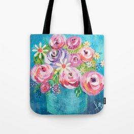 Fleurissez Tote Bag