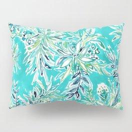 KAILUA CHILL Tropical Hawaiian Floral Pillow Sham